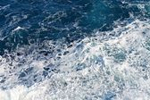 Waves of the sea — Stock Photo