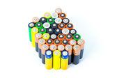 Baterie — Stock fotografie