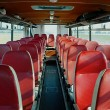 Stock Photo: Bus interior