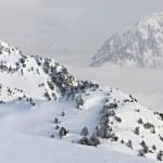 dağlar — Stok fotoğraf
