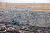 Miniera di carbone — Foto Stock