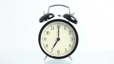 Alarm clock — Stock Video