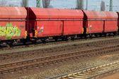 Kolejowy — Zdjęcie stockowe