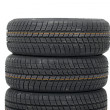 Tyre sets — Stock Photo