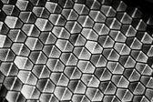 Honeycomb pattern — Stock Photo