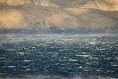 Stormachtige golven — Stockfoto