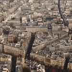 View over Paris — Stock Photo #46178985