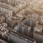 View over Paris — Stock Photo #46516299