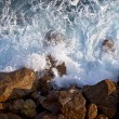 Waves ashore — Stock Photo #48502729