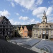 Постер, плакат: Town hall of Schwabisch Hall Germany