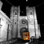 Lisbon tram — Stockfoto #1340809