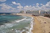 Beach in Gallipoli, Italy — Stock Photo