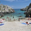 Cala Acquaviva beach — Foto de Stock