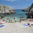 Cala Acquaviva beach — Stock Photo