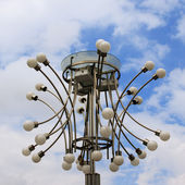 Lanterne de rue moderne — Photo