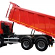 Stock Photo: Modern lorry