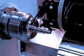 The lathe — Stock Photo