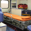ambulance auto — Stockfoto #16817869
