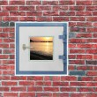 Stock Photo: A Window in the Wall