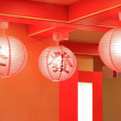 Royalty-Free Stock Photo: The interior in the Chinese Style