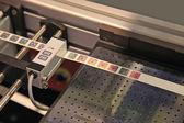 Printing equipment — Stock Photo