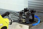 Industrial robot — Stock Photo