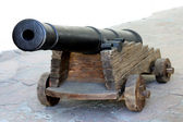 The old cannon — Stock Photo