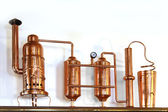 Alembic Copper — Stock Photo