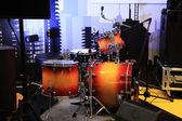 Drumming — Foto de Stock