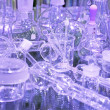 Laboratory glassware  — Stock Photo #35121403
