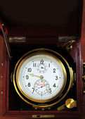 Marine chronometer — Stock Photo