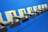 Electrical switches  — Stock Photo