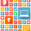 Web and Soft Icon set — Stock Vector