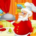 Santa Claus — Stock Vector #35097027