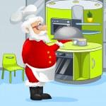 Santa Claus — Stock Vector #35097131