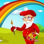 Santa Claus — Stock Vector #35098437