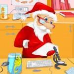 Santa Claus — Stock Vector #35099915