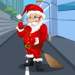Santa Claus — Stock Vector #35102907