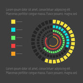 Infographic Elements. — Stok Vektör