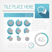 Infographic Elements. — Stockvector