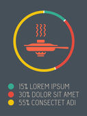 Infographic Elements. — Wektor stockowy