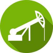 Eco Flat Icon — Stock Vector