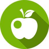 Eco Flat Icon — Stockvektor