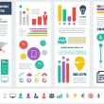 IT Industry Infographic Elements — Stock Vector #44572091