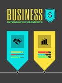 Infographic Elements. — Stock Vector