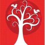 Love tree — Stock Vector #2263206
