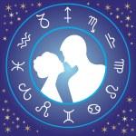 Zodiac love — Stock Vector #31202693