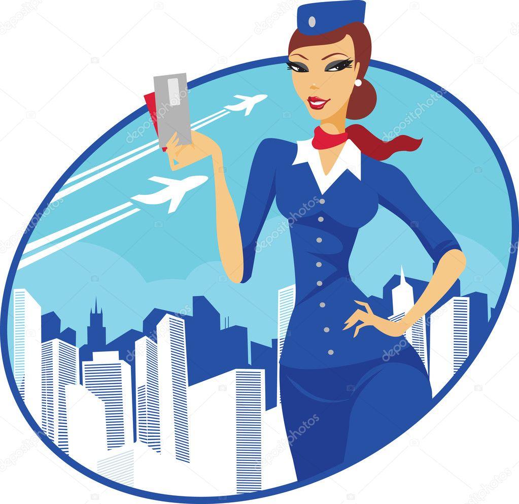 Funciones de las azafatas de vuelo - abacocomes