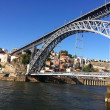 Old city of  Porto, Portugal — Stock Photo