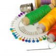 Sewing accessories — Stock Photo #13618613